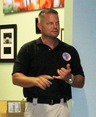 Michael Lopinot - Guardian Defense Instructor