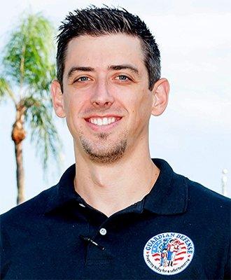 Dustin Miller - Guardian Defense Instructor