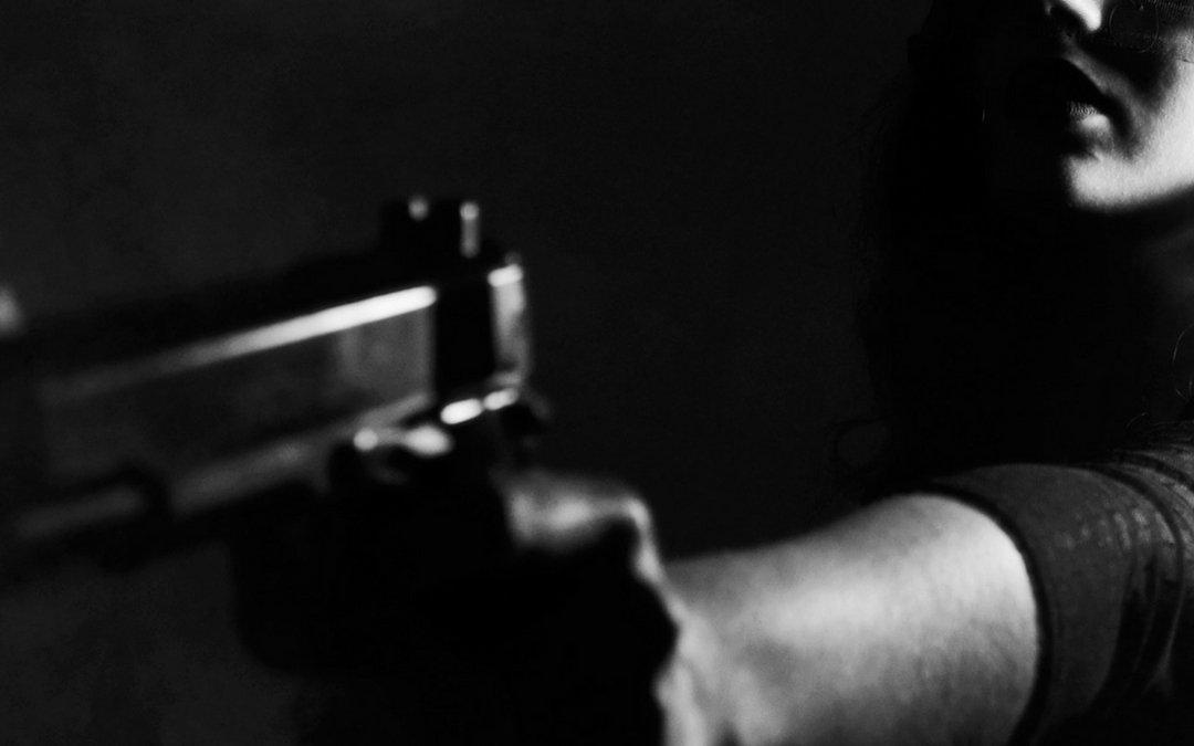 person with gun, Parkland Shooting - Florida High School Shooting Reflection