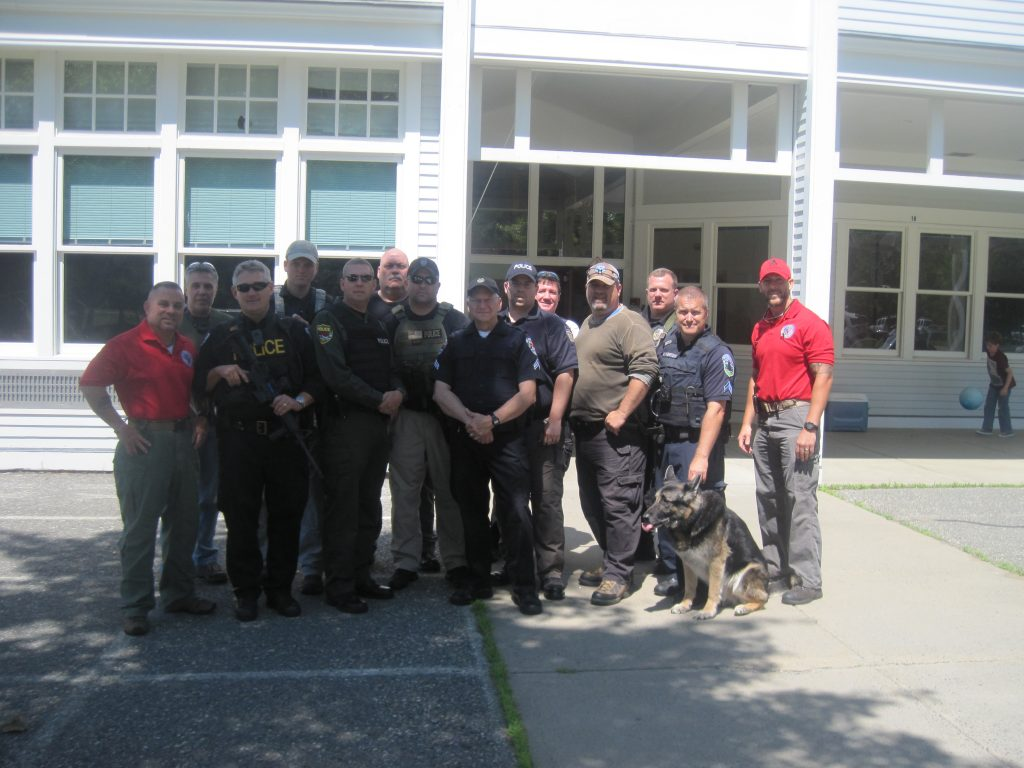 Single Officer Response Course