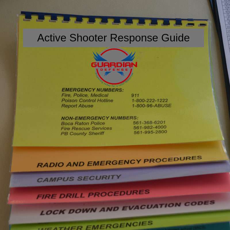 Must-Read Active Shooter Response Guide