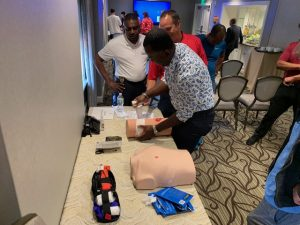 Civilian Trauma Training: Trauma and Casualty Care for Civilians (TACCC) Course