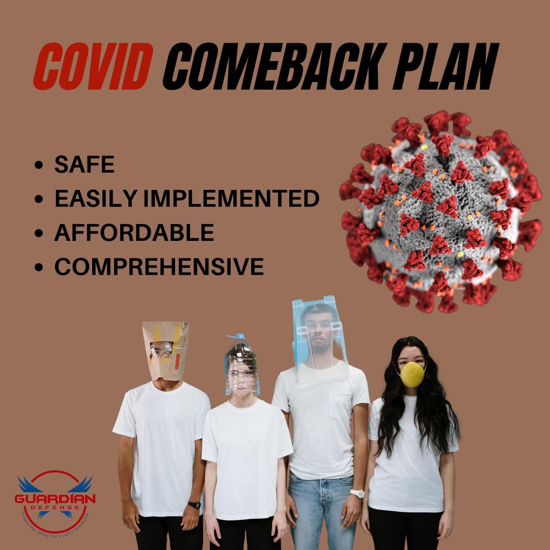 COVID COMEBACK PLAN