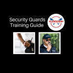 Guardian Defense's security guards training guide cover
